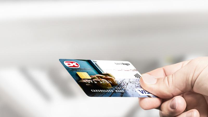 dankort card