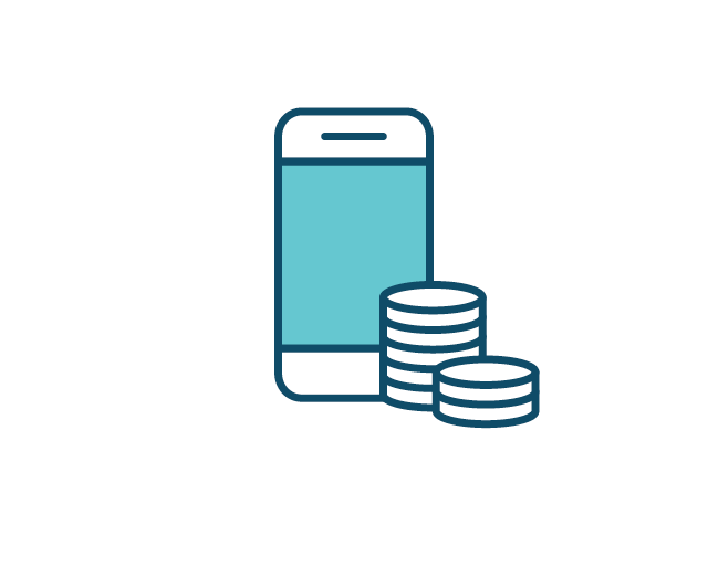 Use ediEX invoice payment and get access to over a 100 different payment solutions like debit and credit cards and other mobile payment methods